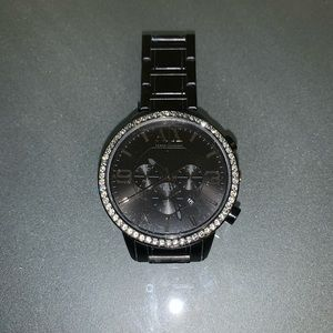 Unisex Armani Exchange Chronograph Watch AX1271